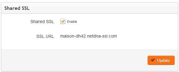 MAXCDN SSL