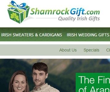 Shamrock Gift
