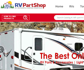 RV Part Shop